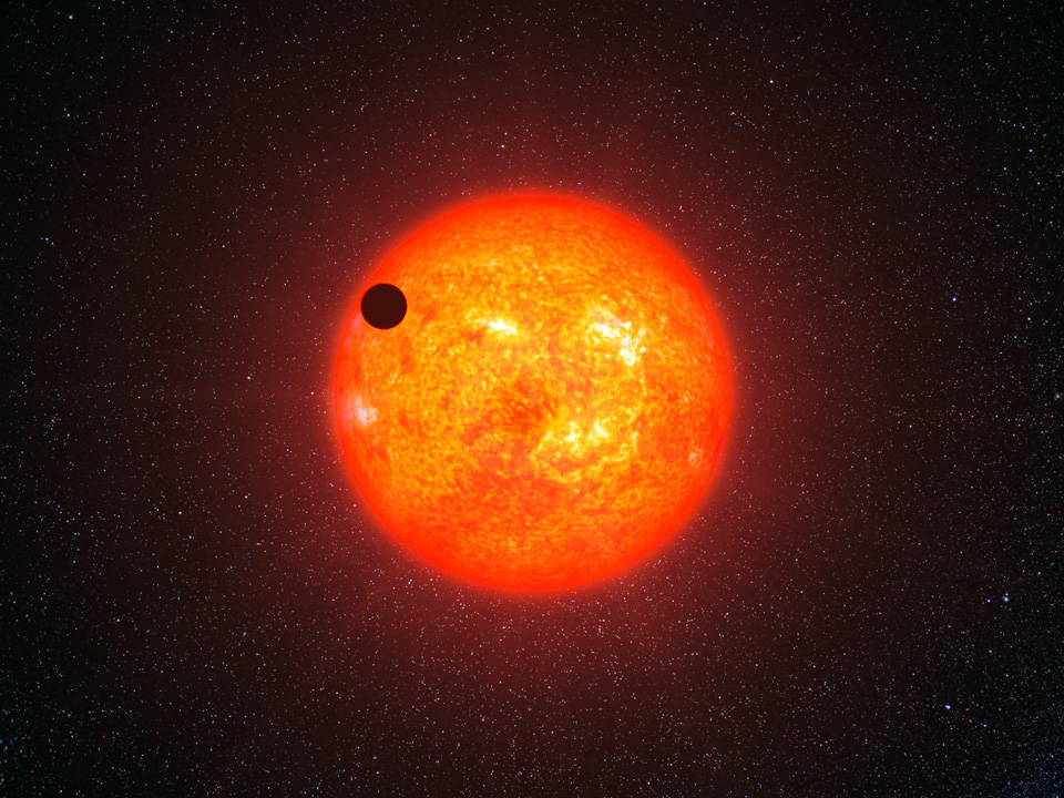 Astronomers say that this planet lost its atmosphere, then it regained it
