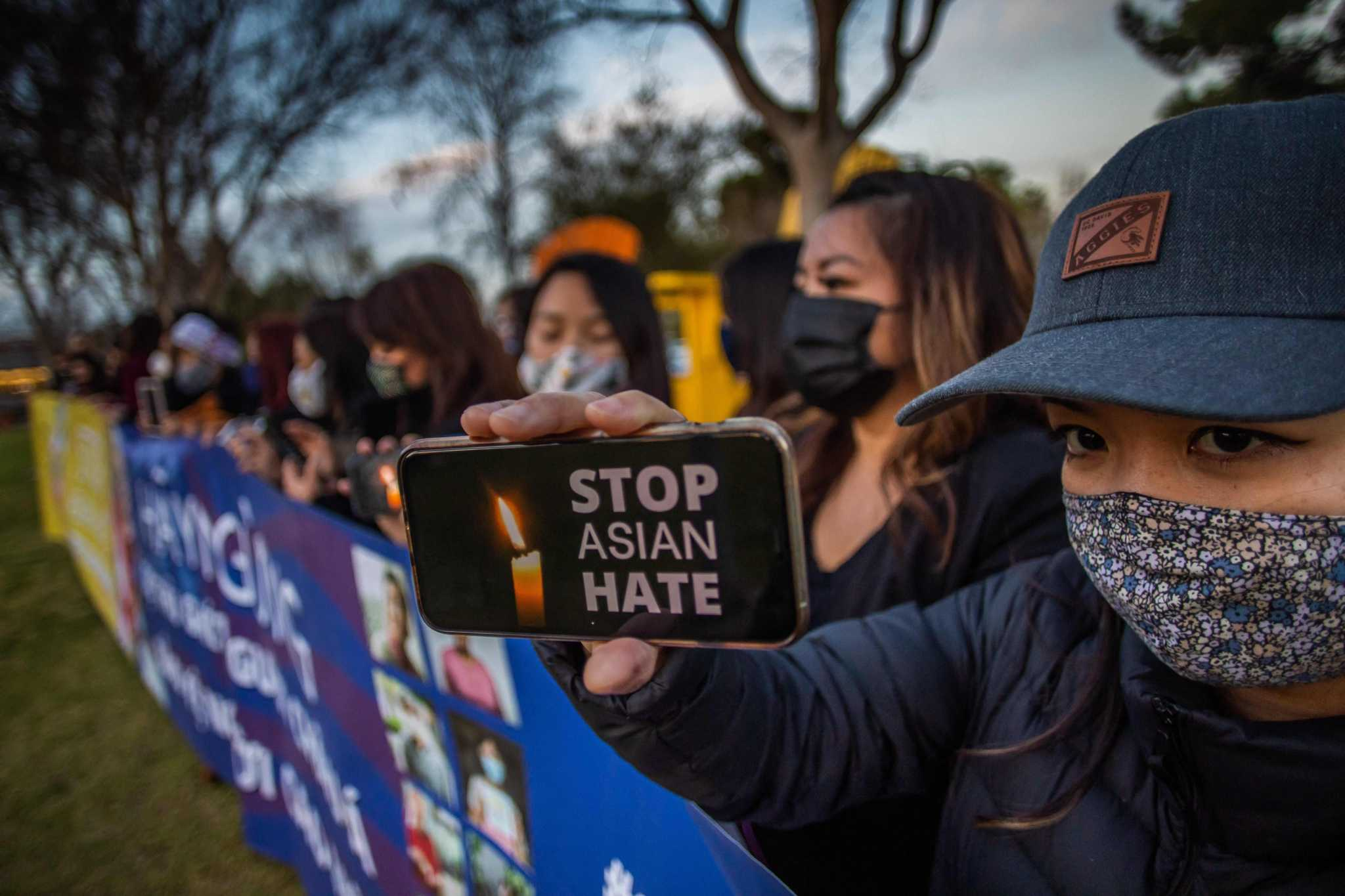 www.houstonchronicle.com: Opinion: I'll be scared until we confront the anti-Asian roots of our country