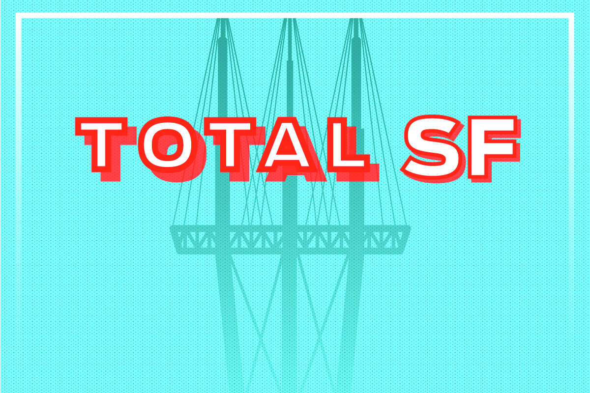 Listen to the Total S.F. podcast on Apple, Spotify or wherever you get your podcasts.