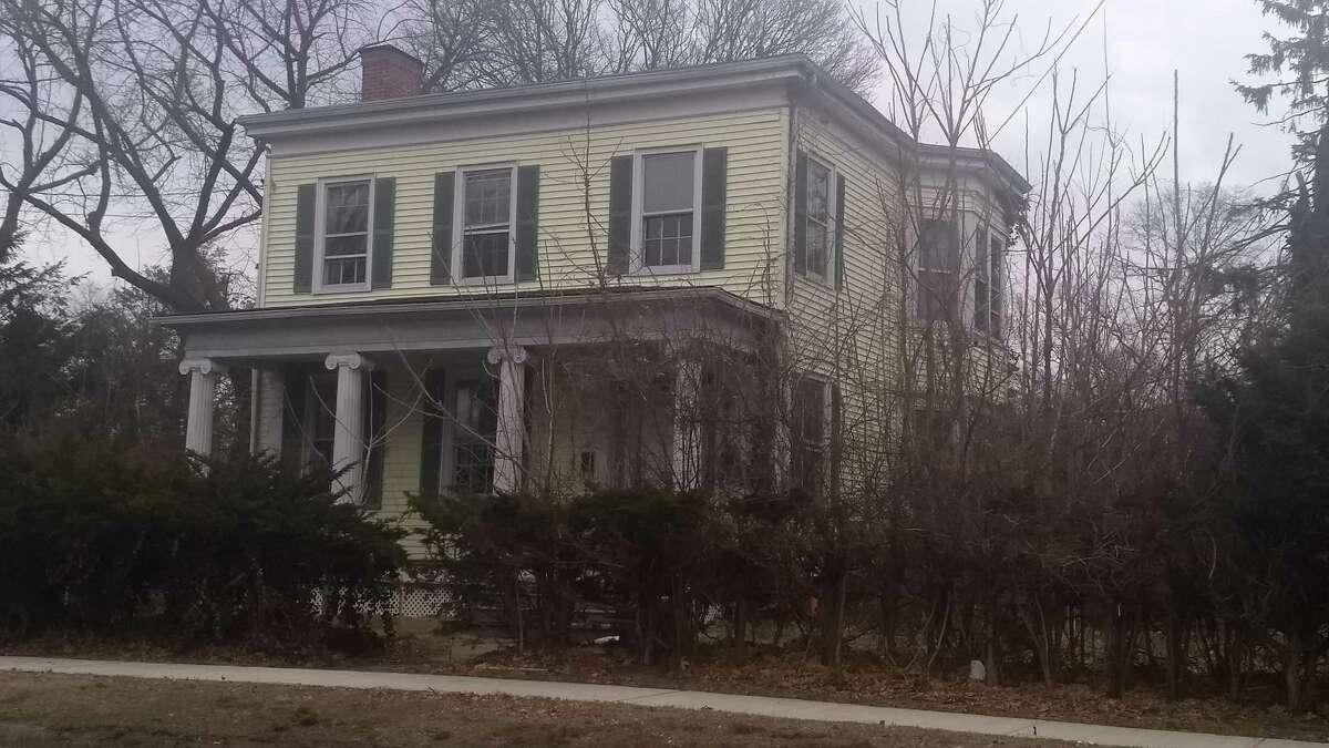 The David Baldwin House at 67 Prospect St