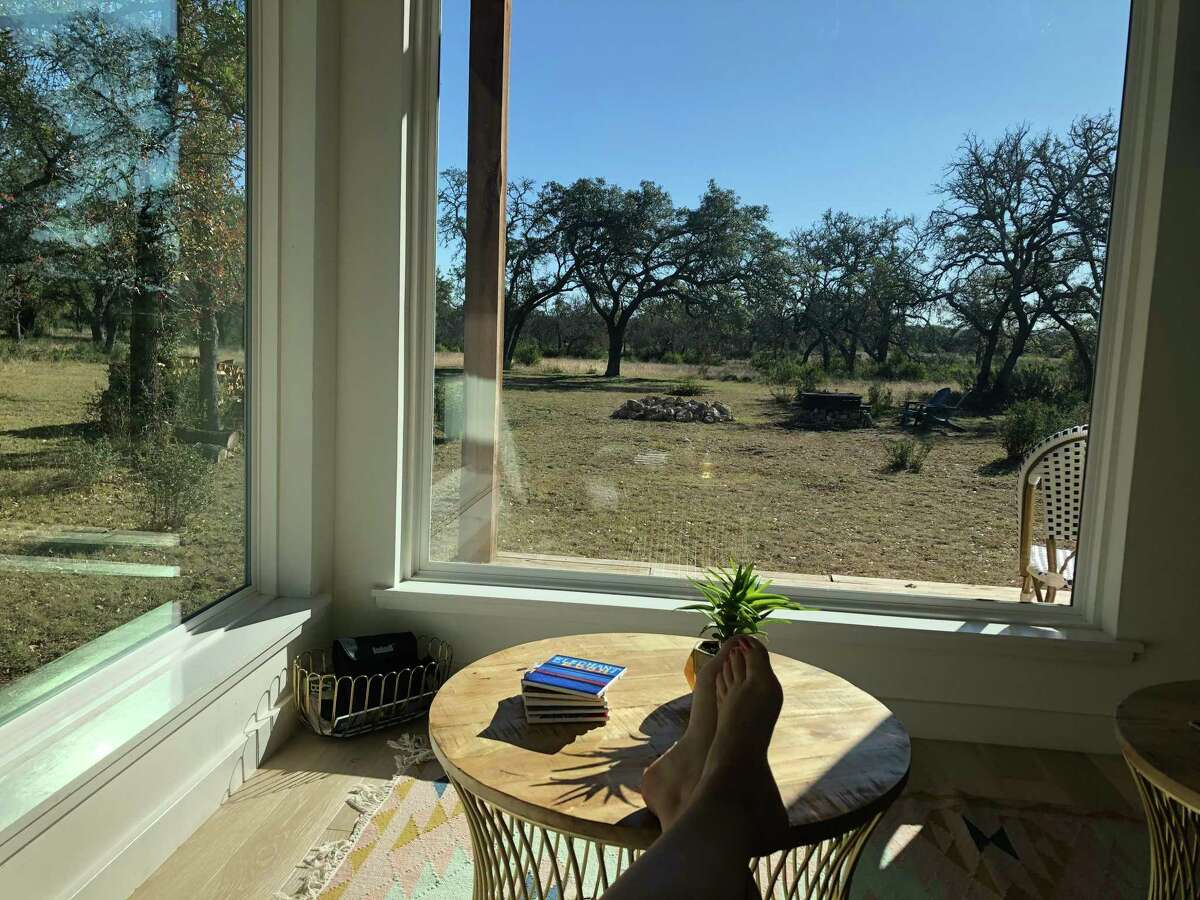 Even after months of solitude in quarantine, Houston Chronicle reporter Emma Balter couldn't wait to spend time alone in Texas Hill Country.