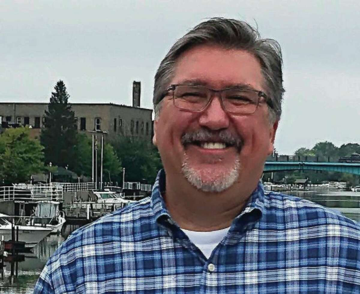 Marc Miller, economic development director for the Manistee Area Chamber of Commerce. (File photo)