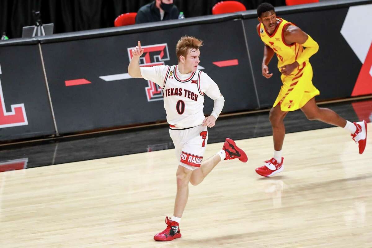 Big 12 Newcome of the Year Mac McClung is looking forward to his first NCAA Tournament with Texas Tech, which lost in overtime to Virginia in the 2019 title game.
