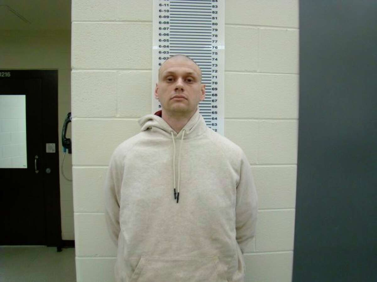 Carl Reinhold faces twofelony charges in Huron County. (Indiana State Police/Courtesy Photo)