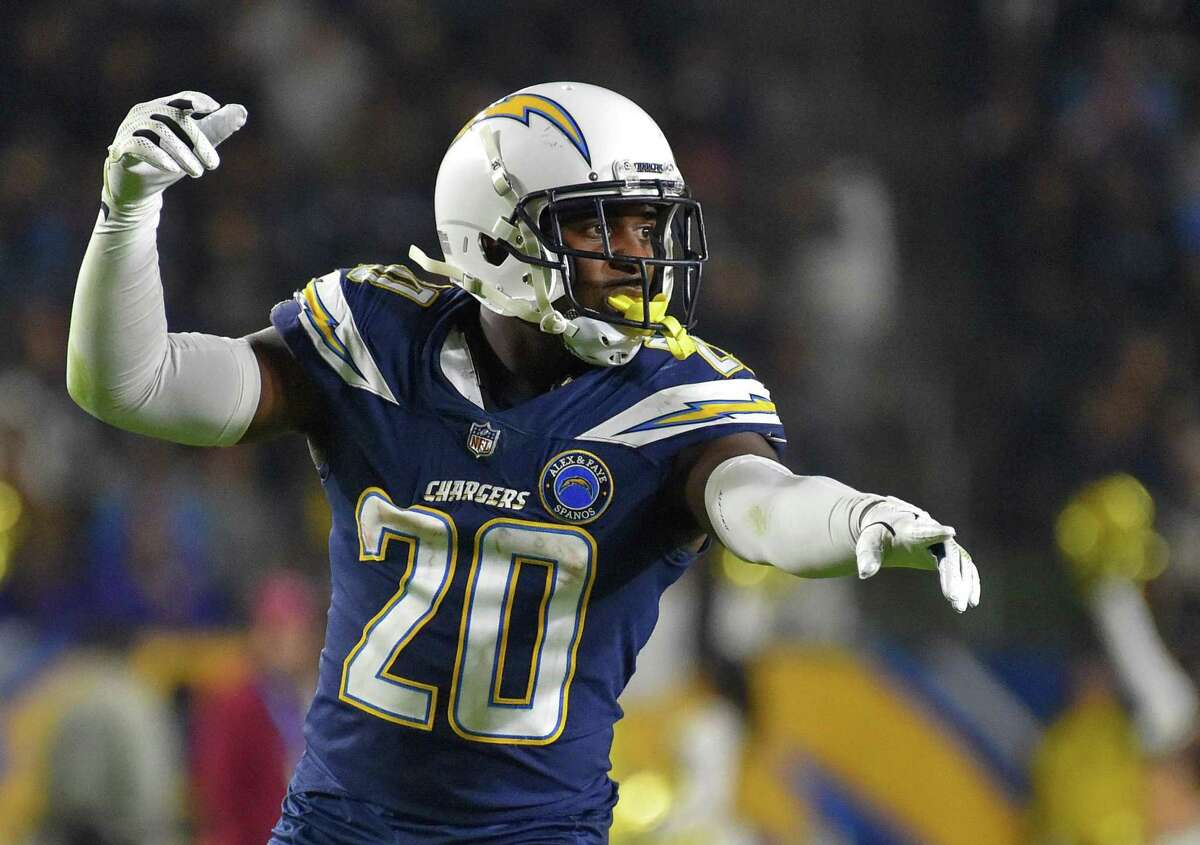 Desmond King played for the Chargers and Titans last season and was an All-Pro in 2018.