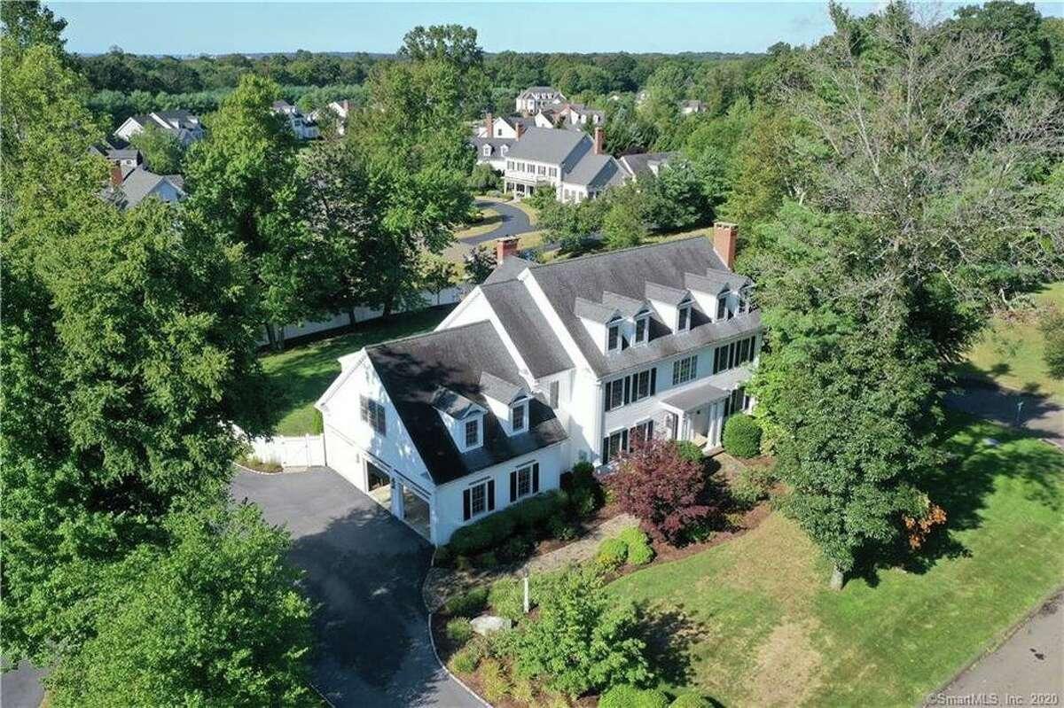 4 Matthew Court, Madison. sold for 985,000; Rose Ciardello listing agent