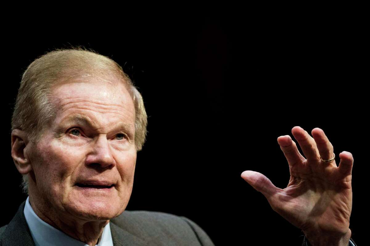 Three-term Sen. Bill Nelson, D-Fla., shown in March 2018, is poised to become the next NASA administrator.