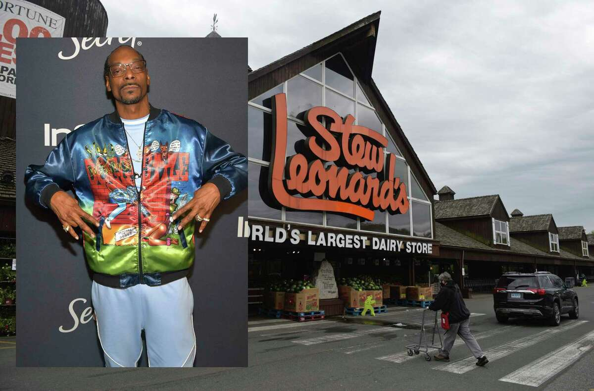 Snoop Dogg gave CT-based Stew Leonard's a shout out back in March for carrying his new gin brand, Indoggo. The rapperrecorded a short video giving Stew Leonard a shoutout for carrying his gin brandat Stew Leonard's Wine stores.This prompted Stew Leonard Jr. and his daughter Blake Leonard to reach out to their longtime family friend Martha Stewart and ask for a cocktail recipe using Indoggo Gin. They posted the recipe and the Snoop Dog video on Facebook. Read more