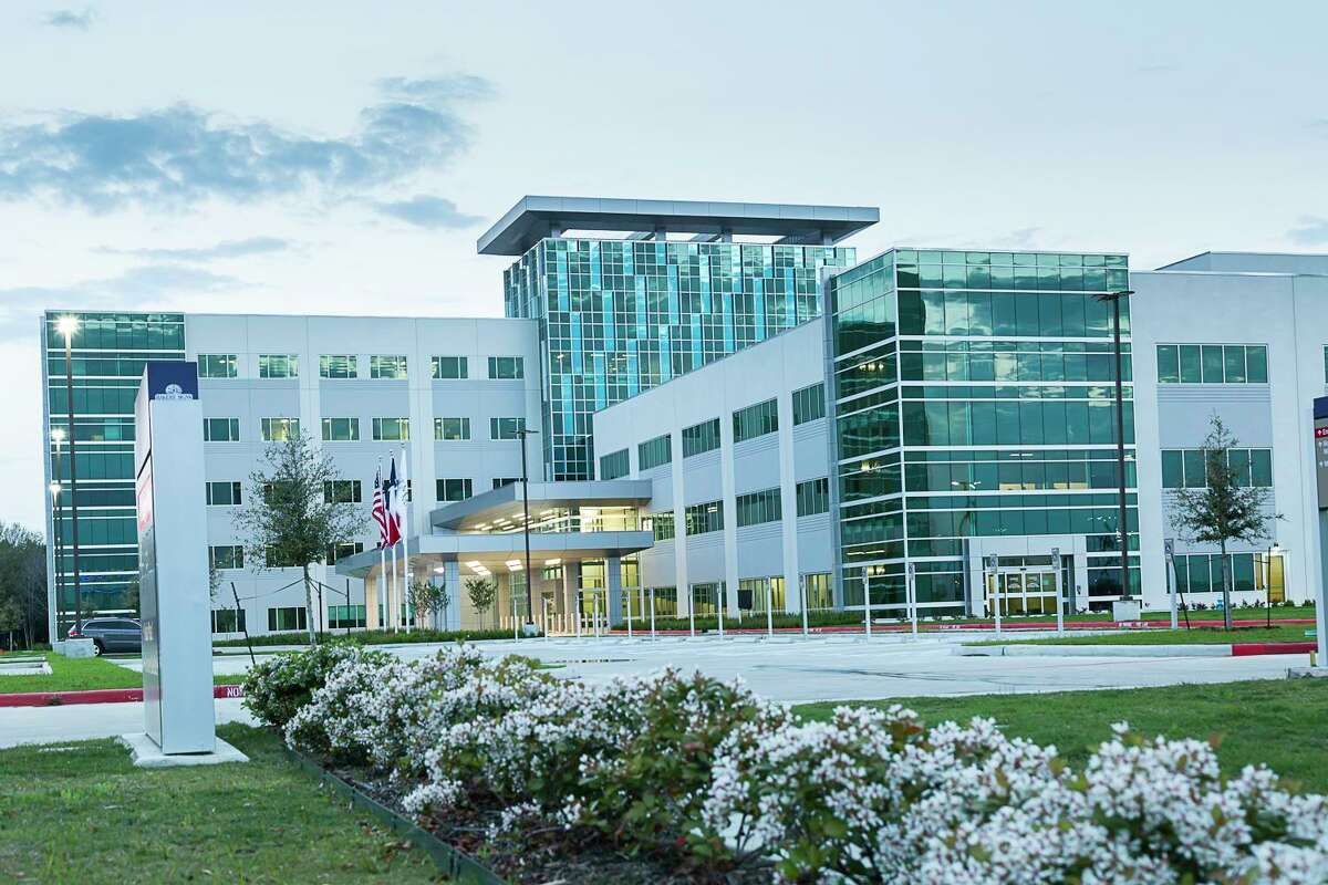 The Memorial Hermann Cypress Hospital campus, which recently became a Level III Trauma Center.