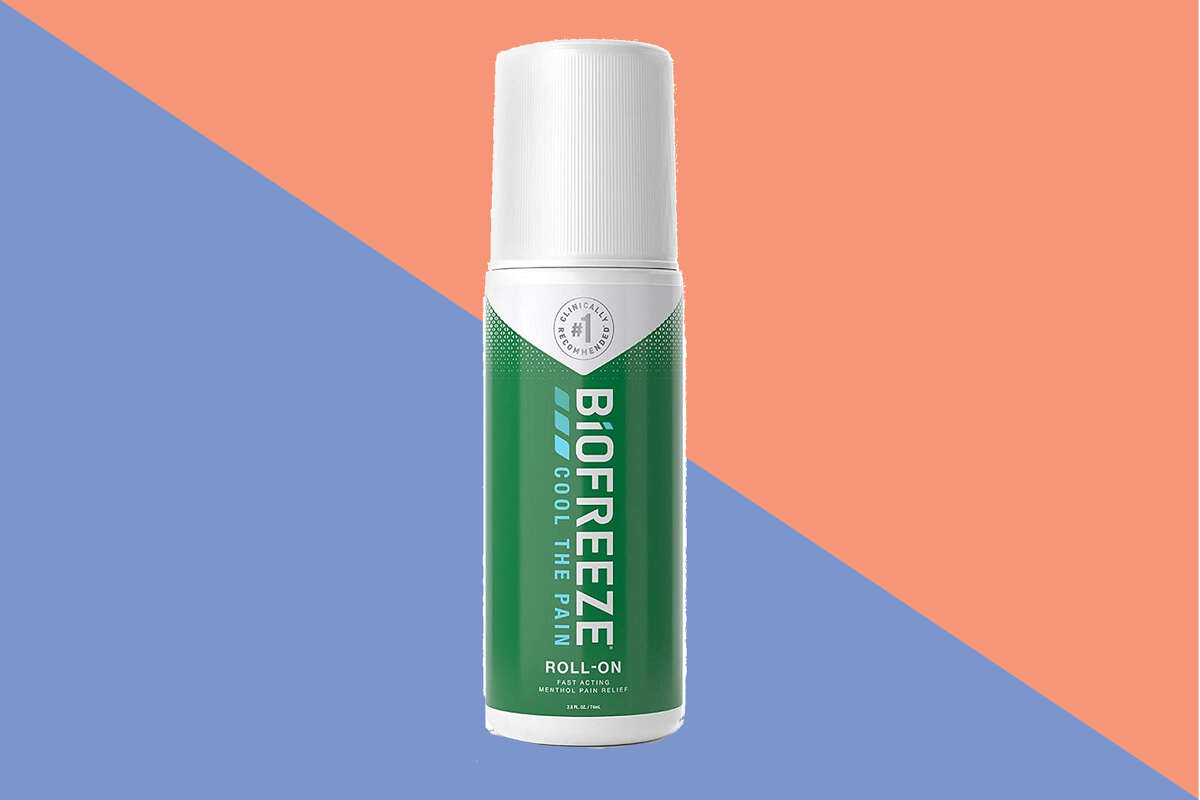 Biofreeze Pain Relief Roll-On, $11.98 at Amazon
