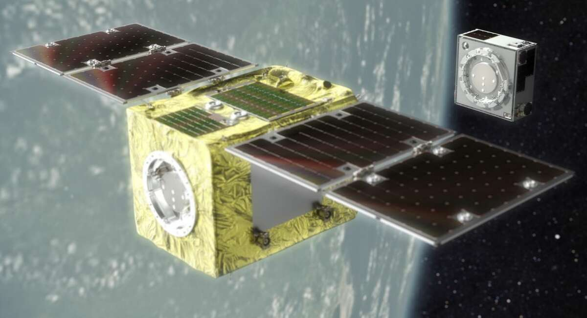 The company Astroscale is set to launch its End of Life Services (ELSA-d) to help clean up space debris.