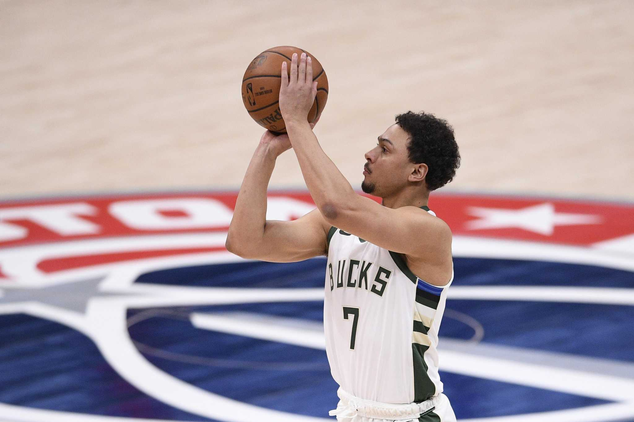 Perfect fit with Bucks, Bryn Forbes has fond memories of time with Spurs