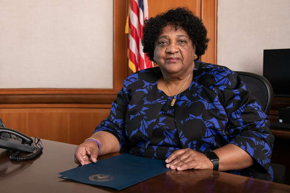 California Secretary of State Shirley Weber, the daughter of a sharecropper who endured a lynch mob's threats, is well prepared to oversee a possible vote on recalling the governor.