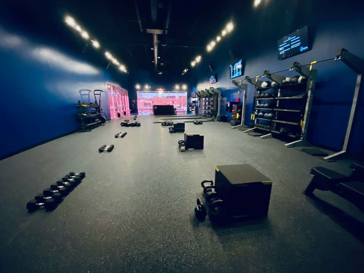 Group training classes have space for 18 clients each. The workouts will be based on burning body fat and building muscle in each 45-minute session. Aguilar said members will receive training, monthly body scans, access to an accountability coach and nutritional guidance.