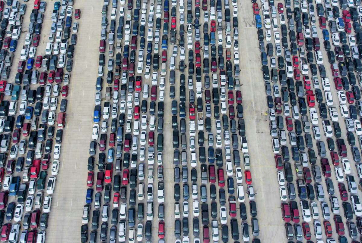 This picture of the April 9, 2020 Food Bank distribution at Traders Village shocked the world. On one hand, it is so orderly and calm, but the vehicles stretch well beyond the frame, a reflection of the profound need that still persists in our city.