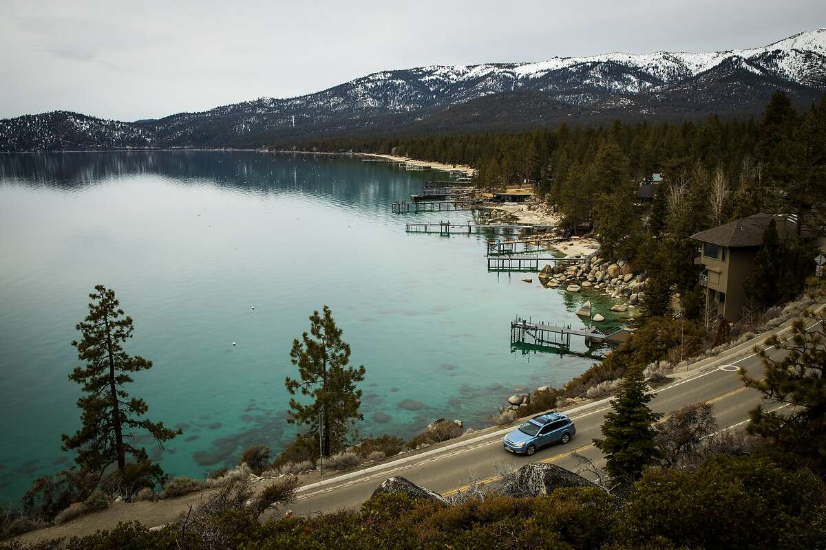 The quake hit the region at 8.25 a.m. in the middle of the lake, with an epicenter around 14.4 miles northwest of South Lake Tahoe, according to the U.S. Geological service. With a shallow depth of only 2 kilometers, the quake likely did not cause any damage to structures. By MAX WHITTAKER/SPECIAL TO THE CHRONICLE