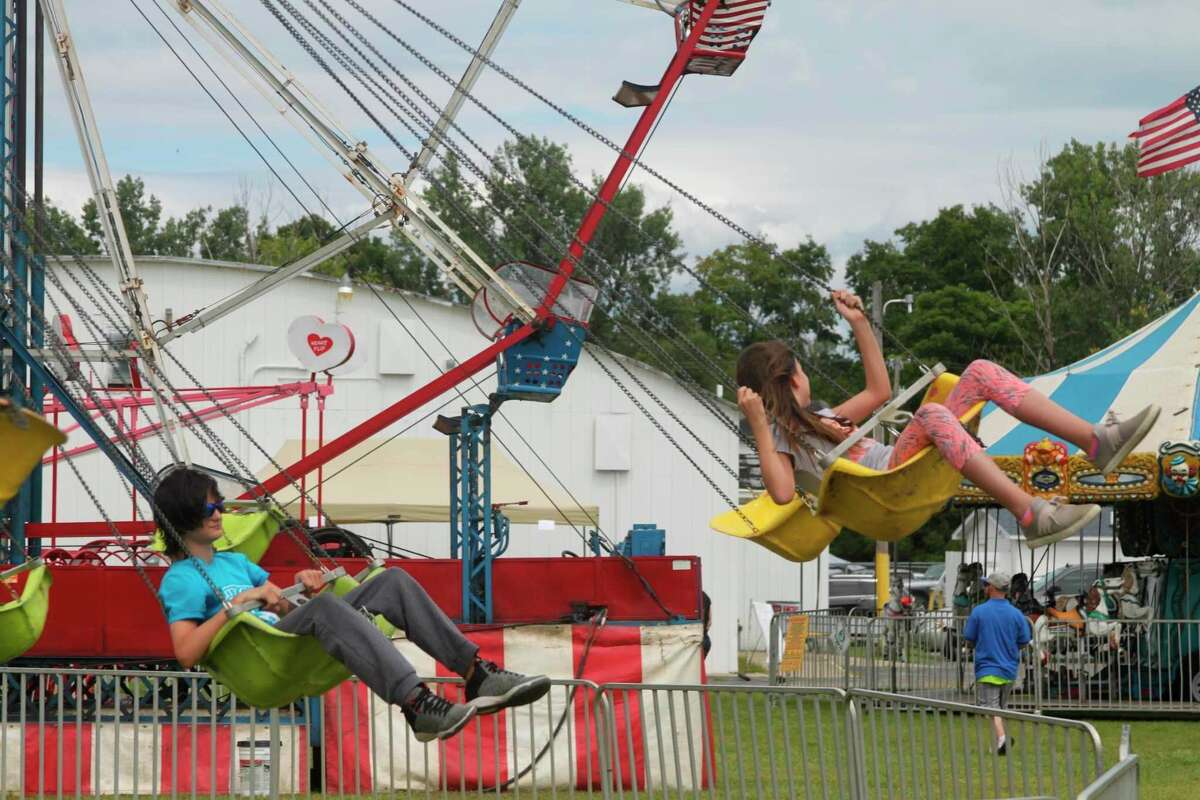 After being canceled last year due to the coronavirus pandemic, the Manistee County Fair is set to return this summer from Aug. 17-21 at the fairgrounds in Onekama. (File photo)