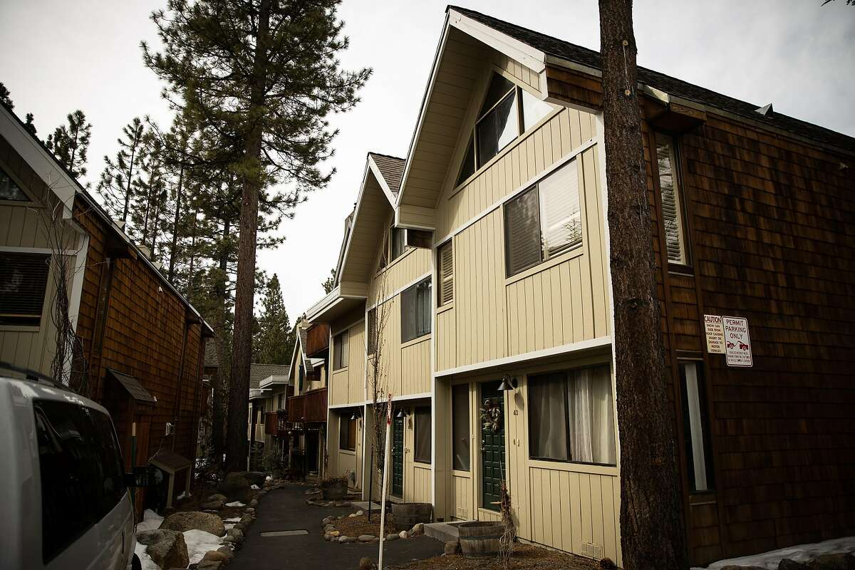 A short-term rental Incline Village, Nev. The county commission on Tuesday passed new rules governing short-term rentals.