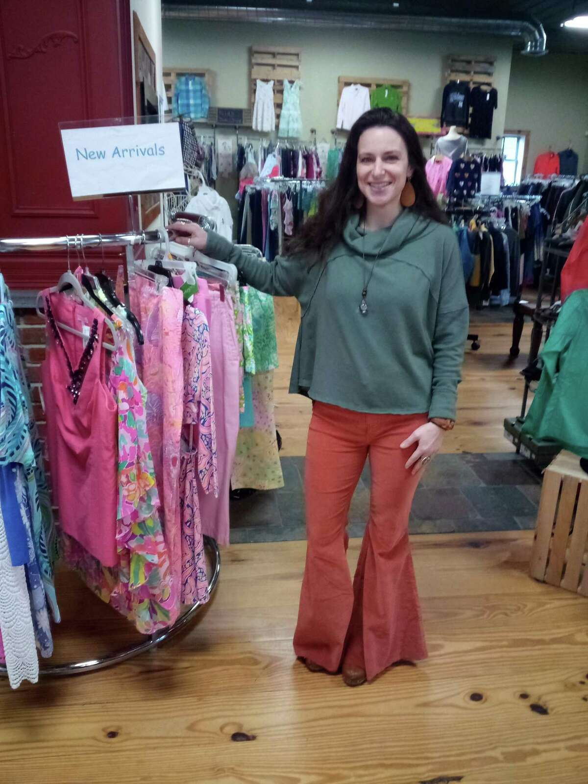Rachel's Quality Consignment owner Rachel O'Mara has owned her Litchfield store for more than 20 years.
