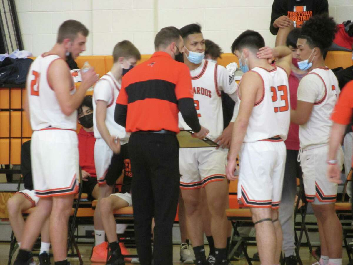 Terryville heard Wamogo footsteps while hanging on for a Berkshire League Tournament quarterfinal win at Terryville High School Friday afternoon.
