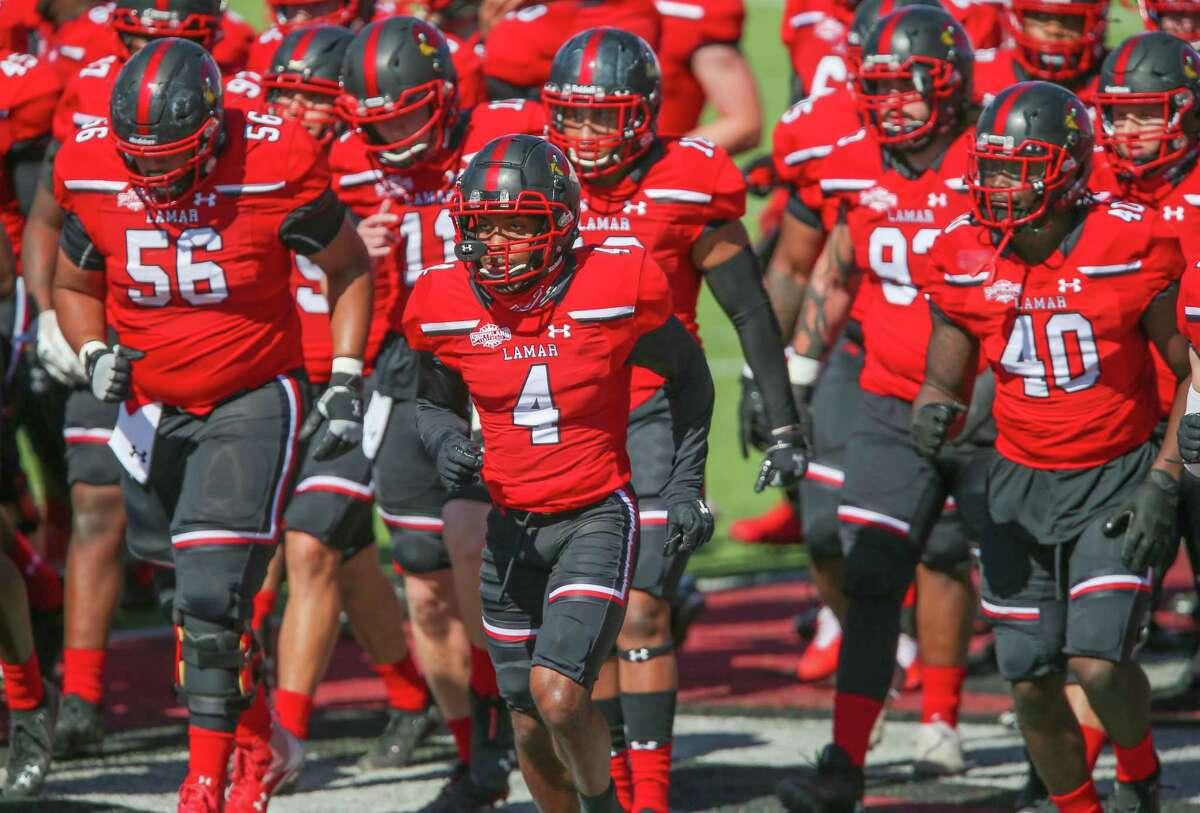 The Lamar University football team will host No. 7 Sam Houston on Saturday at 6 p.m. inside Provost Umphrey Stadium.