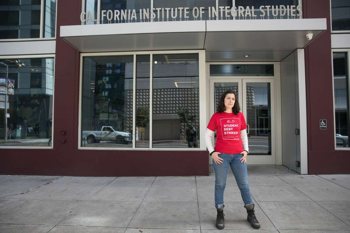 Tiffany Konyen is finishing up her PhD at the California Institute of Integral Studies (CIIS) where she's studying and writing about debt.