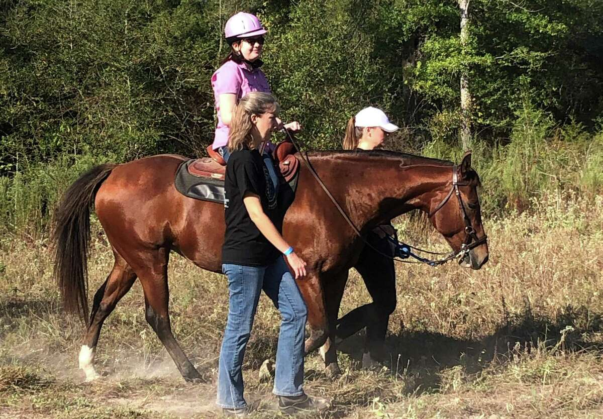 SIRE provides therapeutic horsemanship to individuals with emotional, cognitive, or physical disabilities. The nonprofit has been operating at its Spring location since 2001, serving on average about 100 riders per week.