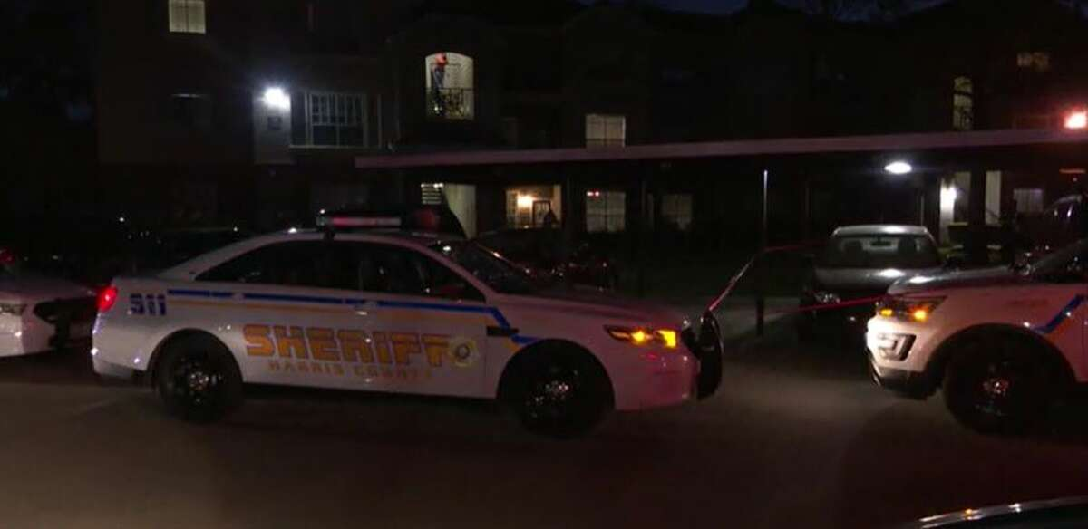 The Harris County Sheriff's Office homicide division is investigating the death of a woman found Friday night March 19, 2021 inside an apartment under unusual circumstances.