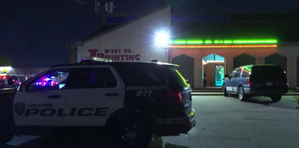 Five people were shot early Saturday March 20, 2021 at a north Houston nightclub where a gunman opened fire during an argument, police said. One victim was in critical condition.
