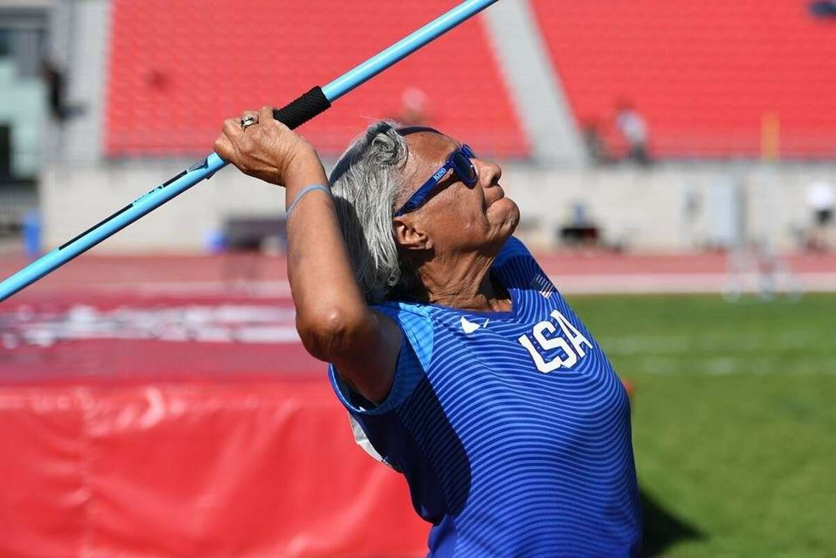 Mary Roman, a longtime Norwalk resident who overcame childhood polio to become a world-class senior Olympian, died Monday from the coronavirus.