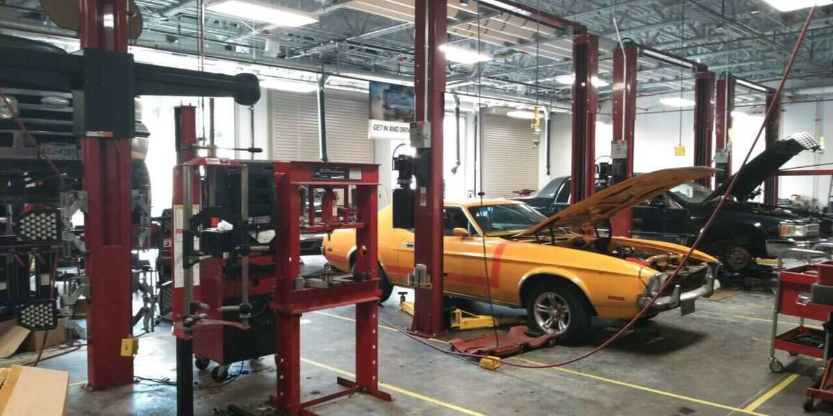 The Automotive Technology program at Klein Forest was nominated for Best Technical Training School by WIX Filters and O'Reilly Auto Parts, Klein ISD announced in a press release, March 11.