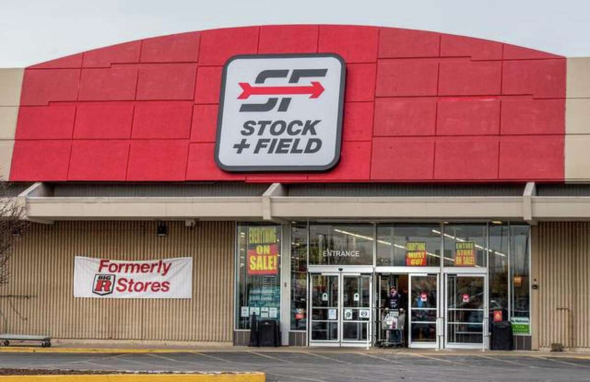 R.P. Acquisition Corp., the parent of R.P. Lumber, is acquiring the assets of 25 Stock+Field stores in five states, including this one in Peoria. The stores will retain the Stock+Field name.