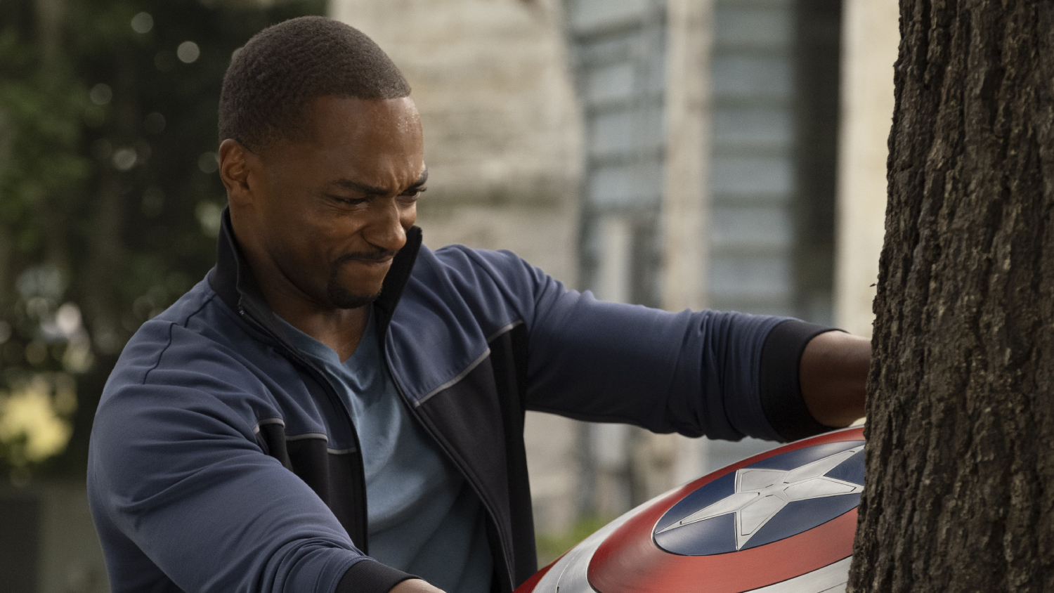 Can a Black Man Be Captain America and Can You Believe That New Villain?