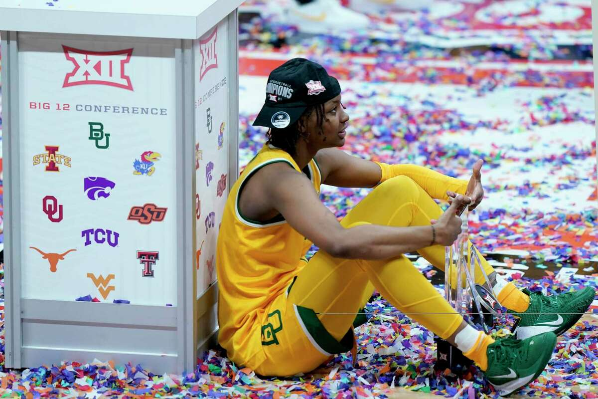 East Central graduate and Baylor junior forward NaLyssa Smith, the Big 12 player of the year, is averaging 18.1 points and 9.1 rebounds for the second-seeded Bears.