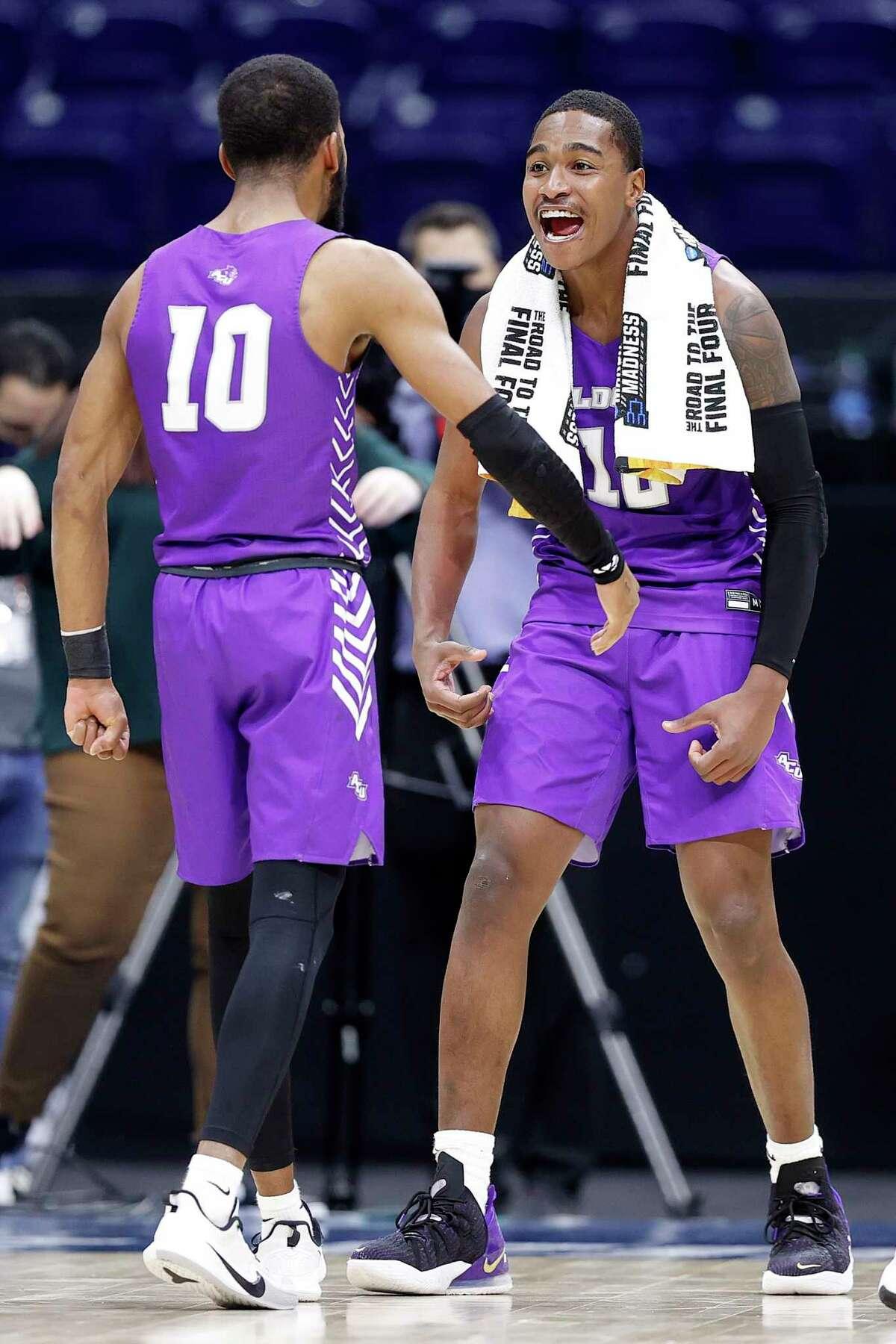 Mahki Morris - Mens Basketball - Abilene Christian