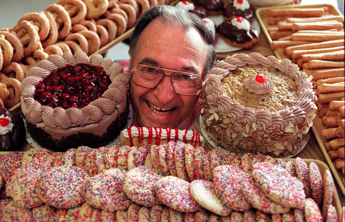 Longtime Rainier Valley bakery-owner Remo Borracchini is up to his eyeballs in goodies, at the business that's been in the area for 100 years. In 2021, the business closed for good.