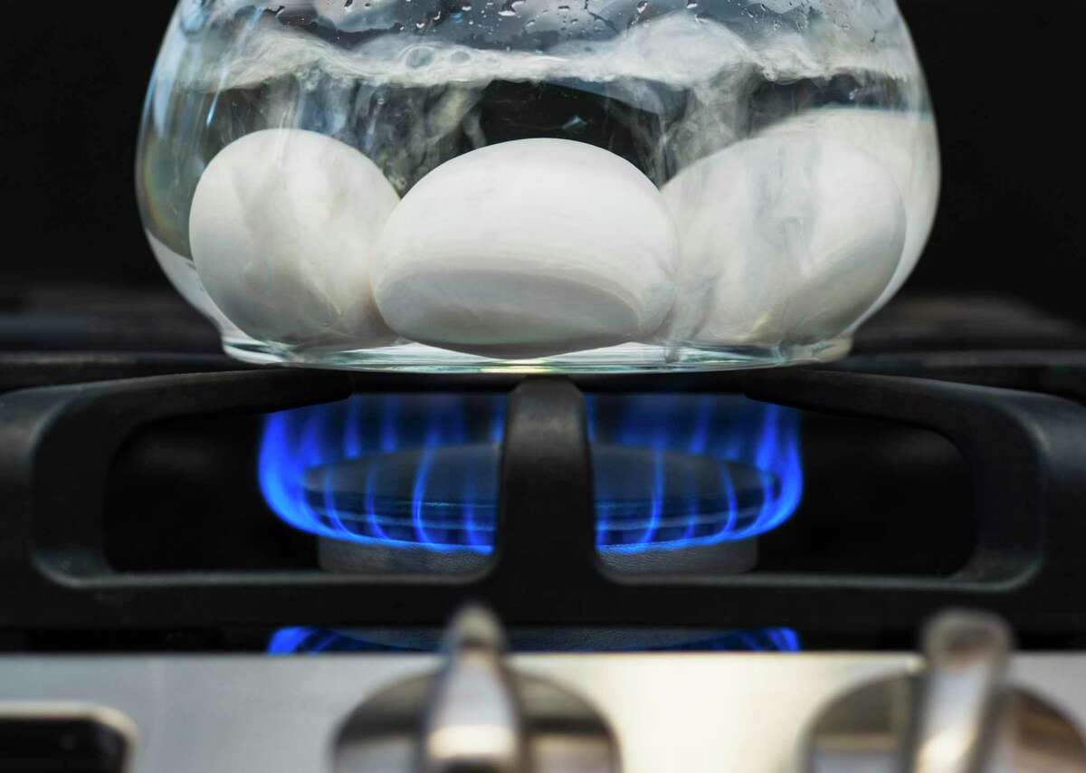 There's a right and a wrong way to boil eggs.