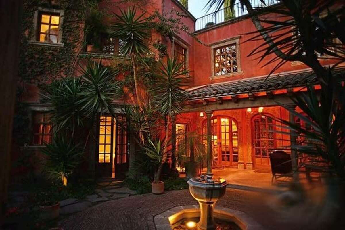 The first prize for the raffle features a stay at San Miguel de Allende, Guanajuato, Mexico.