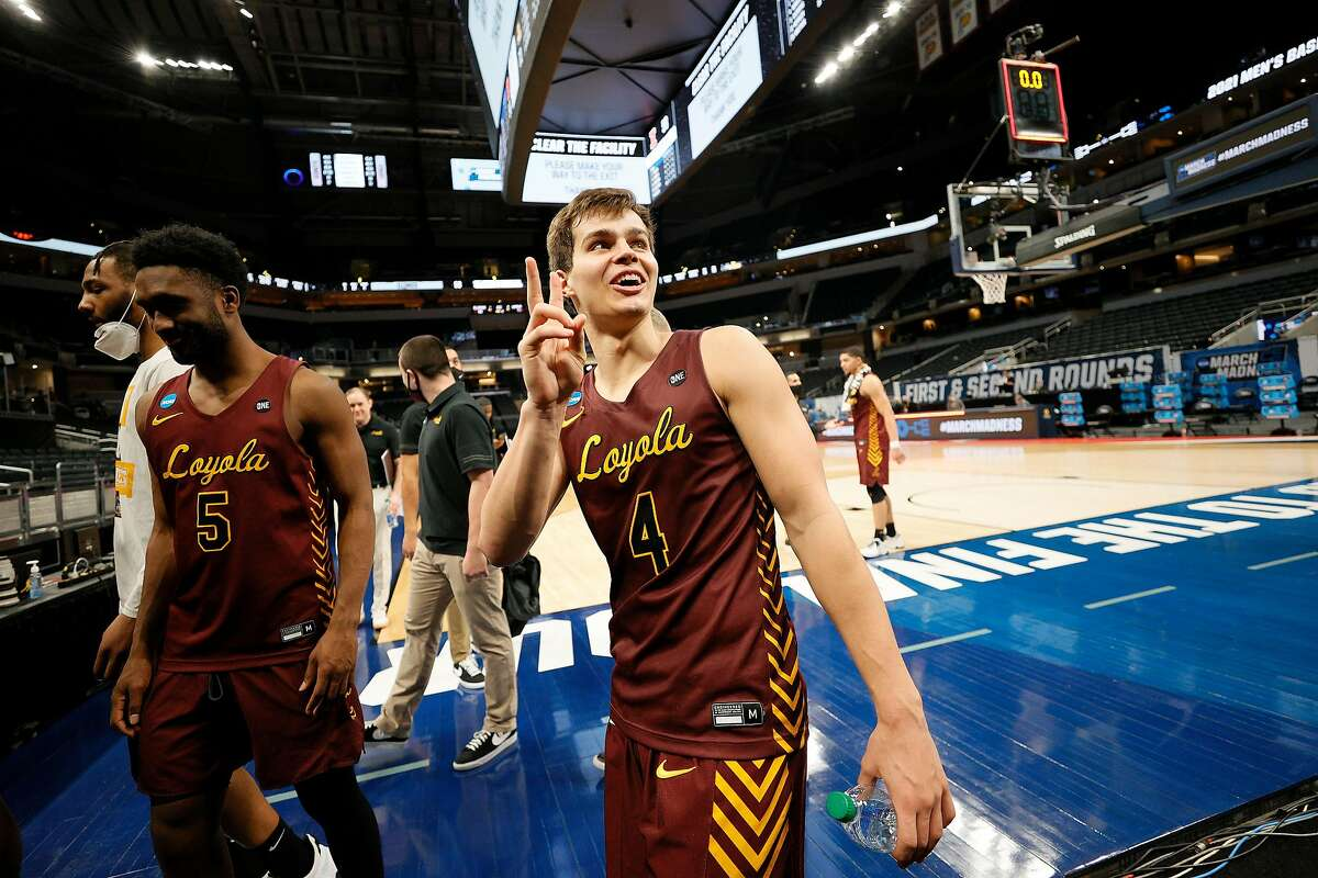 Braden Norris and the Ramblers toppled the No. 1 seed Fighting Illini in Indianapolis. Loyola won convincingly with a stingy defense after building a 14-point lead in the first half.
