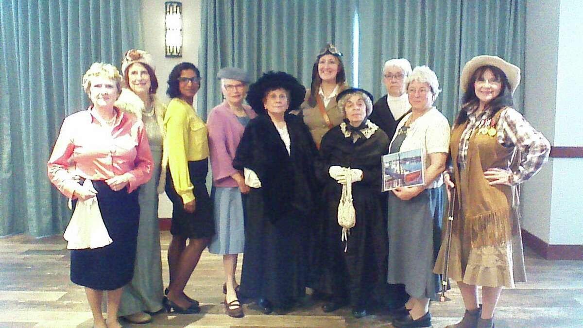Famous Ladies' Tea organized by the Literacy Volunteers of Rensselaer County