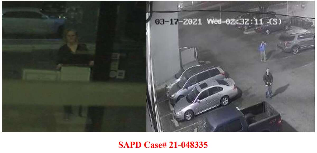 San Antonio police are asking the public for help in identifying three suspects in the murder of Tito Roman, 39, on March 17.