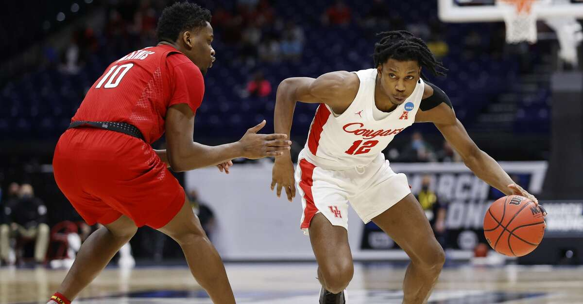 Tramon Mark played a key role for Houston in its comeback against Rutgers.