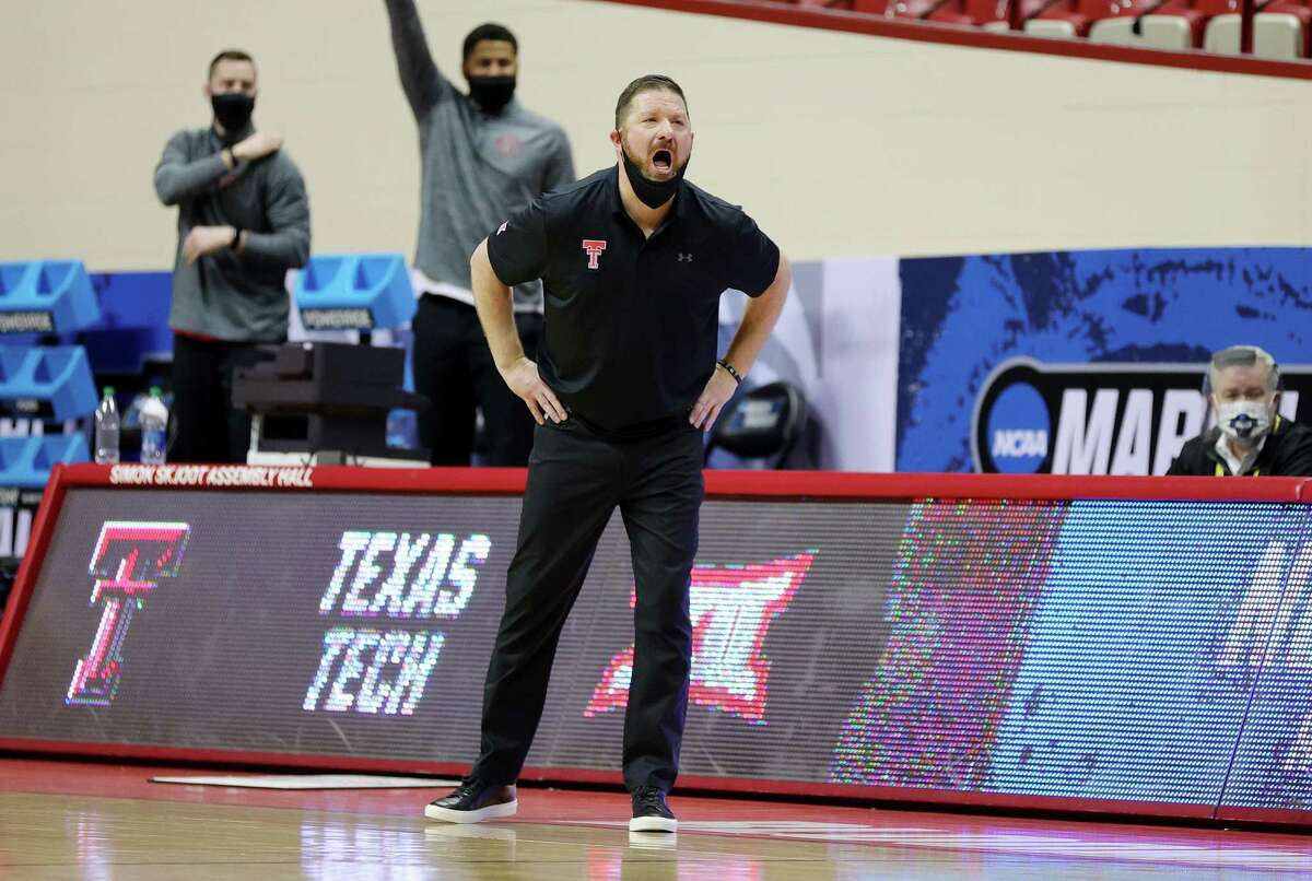 Chris Beard's Texas Tech squad beat Utah State in the first round of the NCAA Tournament in Indianapolis, but the Red Raiders' run was cut short by Arkansas on Sunday.