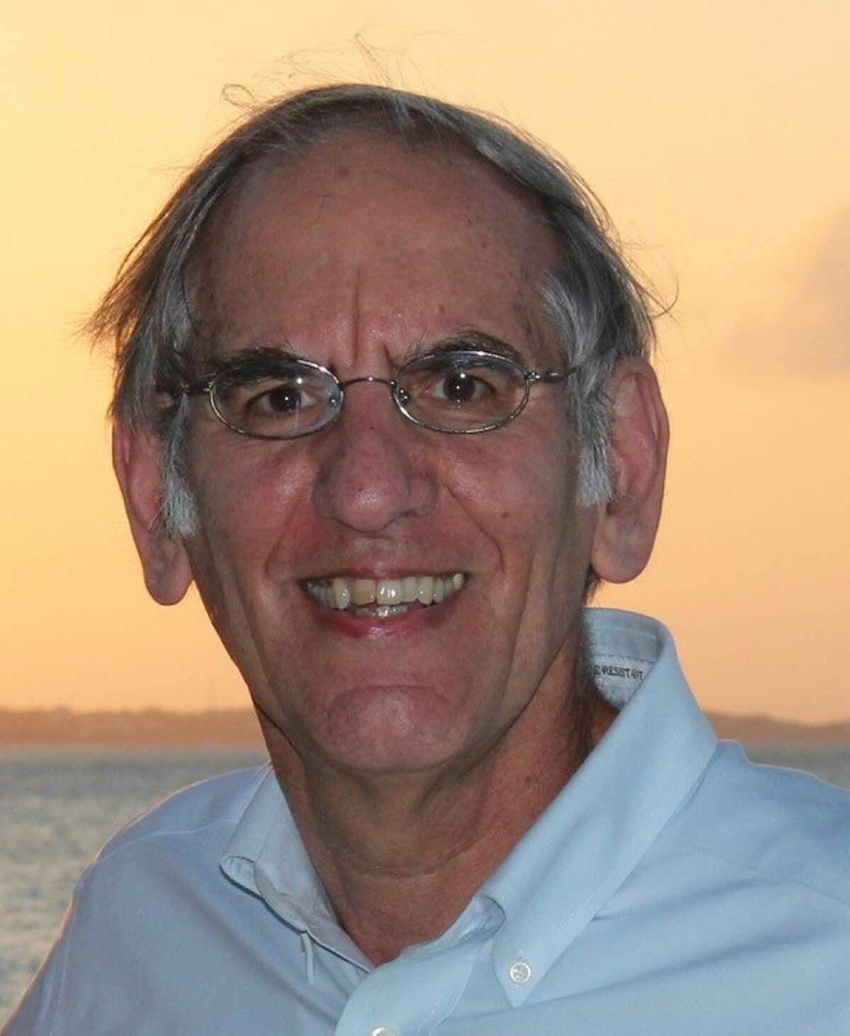 """University at Albany professor Jeffrey Berman, author of """"The Art of Caregiving in Fiction, Film, and Memoir ."""""""
