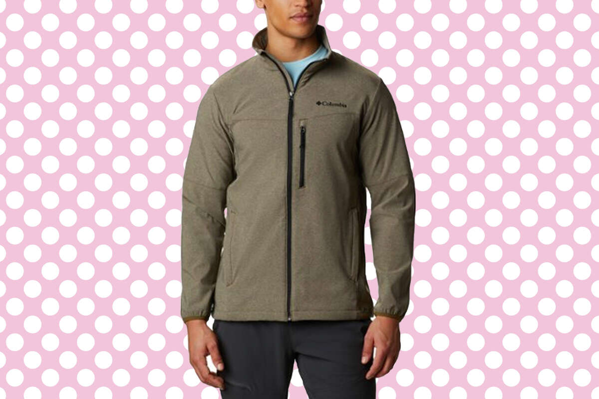 Tieton Trail Soft-Shell Jacket is half off today, $55 at REI.