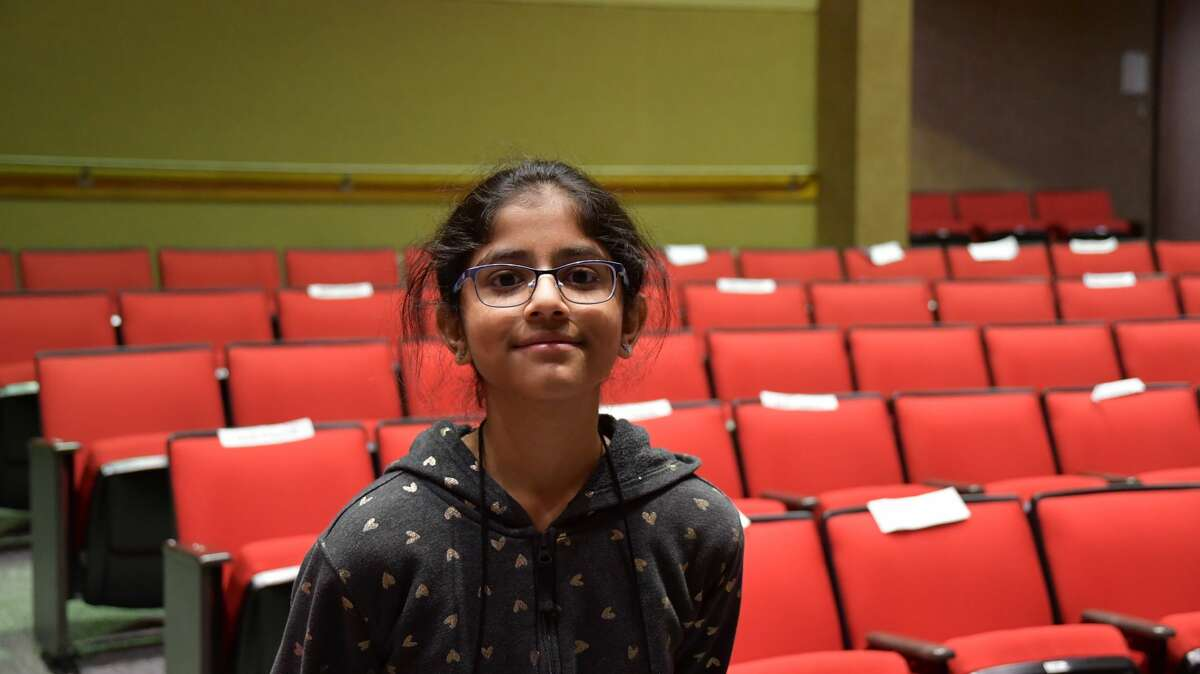 Shwetha Jayakumar, a soon-to-be seventh-grader at Young Women's Leadership Academy, and Shijay Sivakumar representing the Ector County Independent School District both saw their respective runs end in the quarterfinals Tuesday.