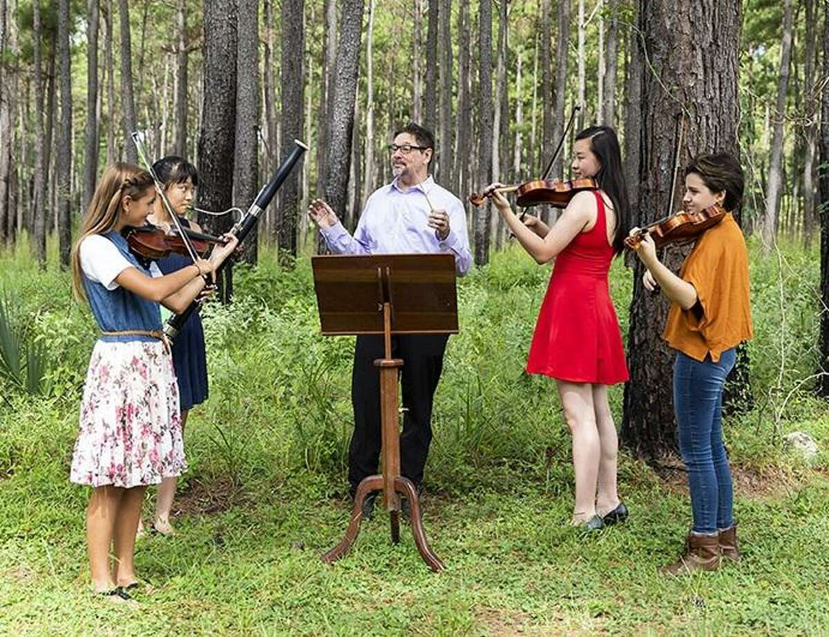 For the very first time, the Woodlands Area Youth Symphony (WAYS) will journey from their hometown of The Woodlands for a concert Thursday in Tomball.