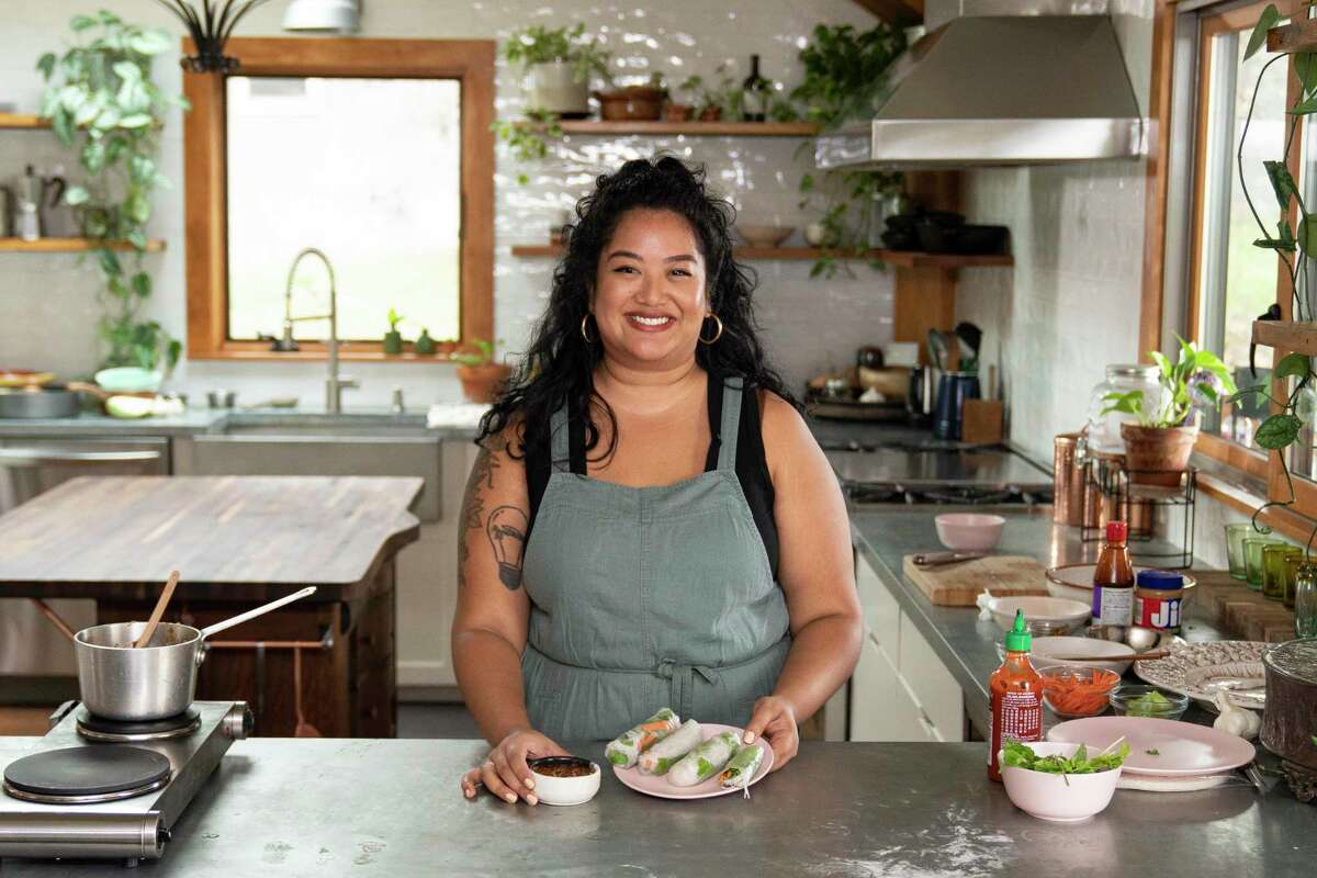 """Houstonian Isabel Protomartir is featured in new online cooking videos on the new Identity Network on YouTube. Her program, called """"ATE"""" (pronounced ah-teh) explores food of her native Philippines as well as other pan-Asian dishes. Identity was created to promote the cooking and cultural perspectives of people of color."""