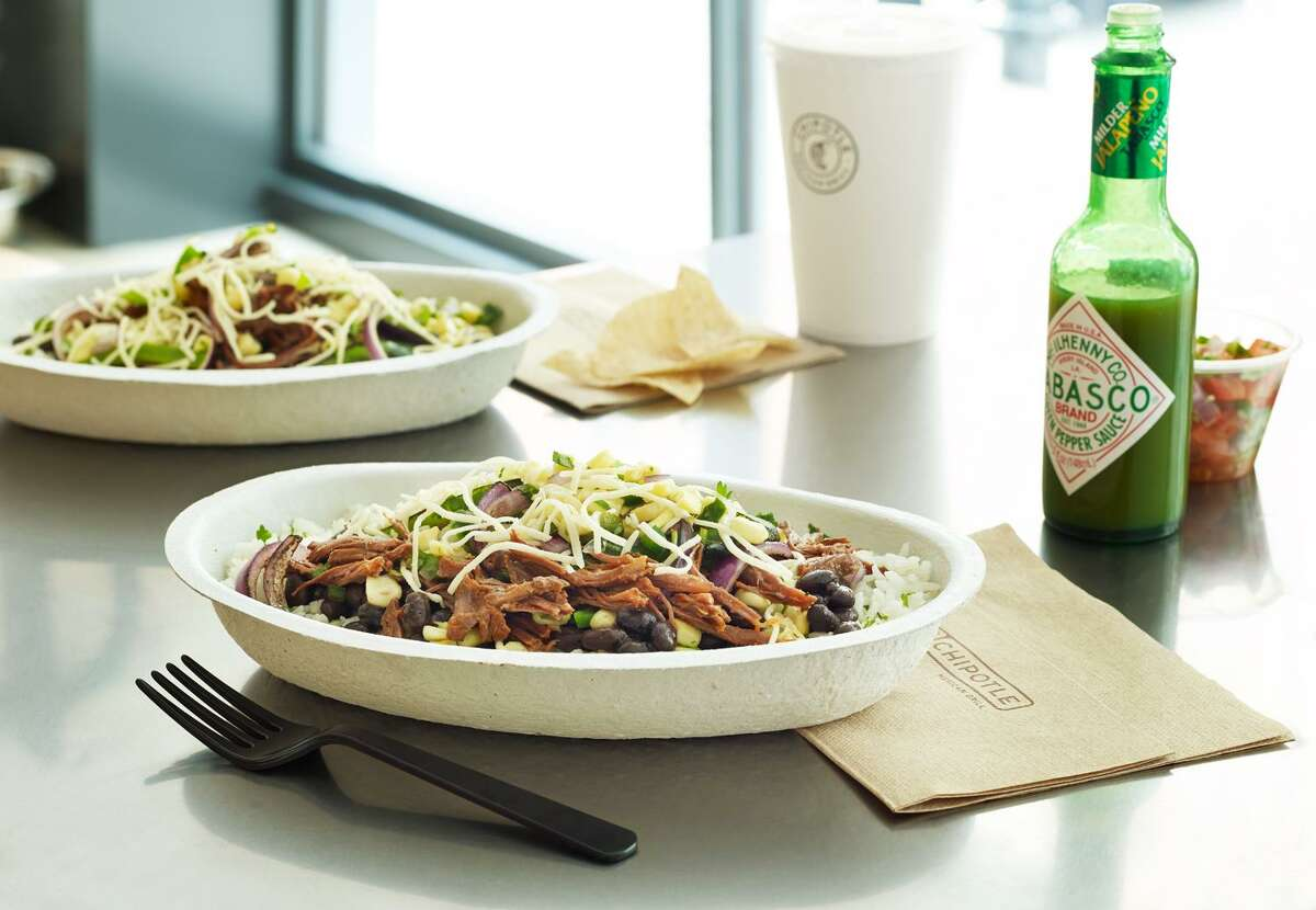Chipotle Mexican Grill locations are now open in Danbury and New Milford.