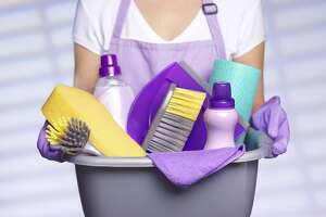 According to a survey by consumer research firm Statista, 69 percent of respondents partake in spring cleaning every year.